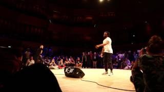Juste Debout Paris 2016   Hip Hop   Waydi & Rochka   Preselection