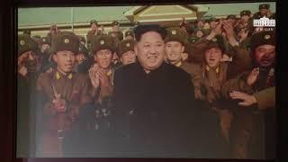 Trumpin video Kimille