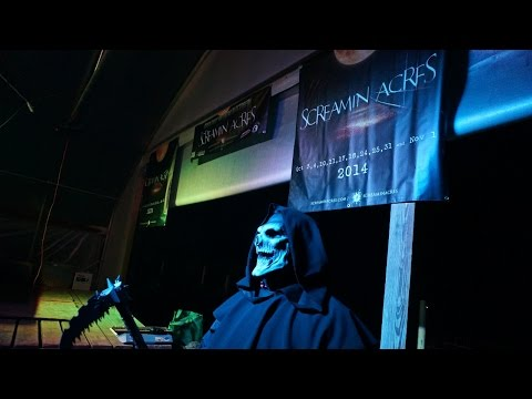 Behind the Screams Video Thumbnail for Screamin Acres - October 4th, 2014