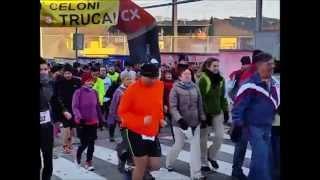 preview picture of video 'Acte recaptar fons per Marató TV3 2014.Sant Celoni.IV Marxa  Vall d'Olzinelles.'