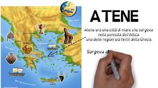 La polis di Atene: #MaestraSelene Video con Audio spiegazione