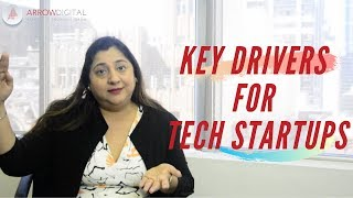 Key Drivers for Tech Startups