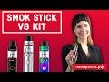 SMOK Stick V8 - набор  - превью QVX7AMPhhCw