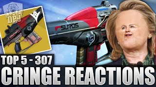Destiny Cringe: Top 5 Cringe Reactions Of The Week / Episode 307 (Freakouts)