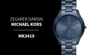5c40cf2a1466f Zegarownia.pl ZEGAREK DAMSKI MICHAEL KORS Kod produktu  MK3494 ...