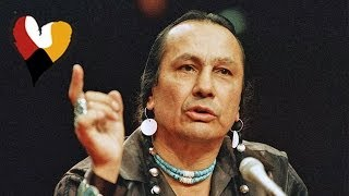 American Indian Activist Russell Means Powerful Speech 1989