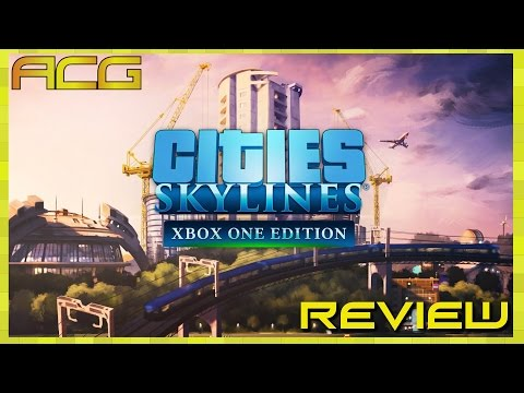 "Cities: Skylines Xbox Version Review ""Buy, Wait for Sale, Rent, Never Touch?"" - YouTube video thumbnail"