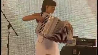 Полька Евы levan Polkka  Brides group sexy girls play instrumental music группа Невесты