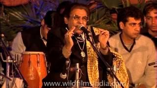 High-energy Qawwali music by Sabri Brothers