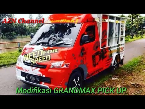 6800 Gambar Modifikasi Mobil Pick Up Grand Max Terbaru