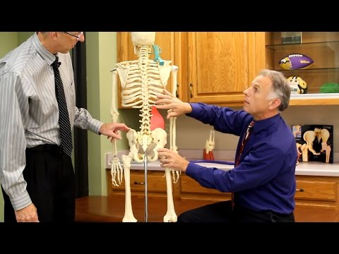 Video Quadratus Lumborum Stretch & Pain Relief (A Muscle in your Back)