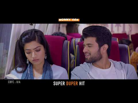 Geetha Govindham Movie Latest Promo