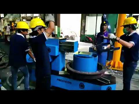 Induction Tyre Heater