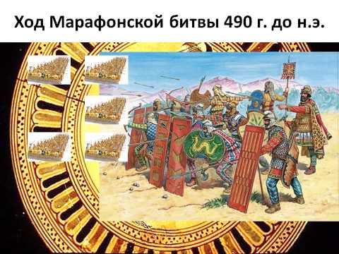 Марафонская битва
