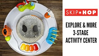 Skip Hop | 3-Stage Activity Center | Review