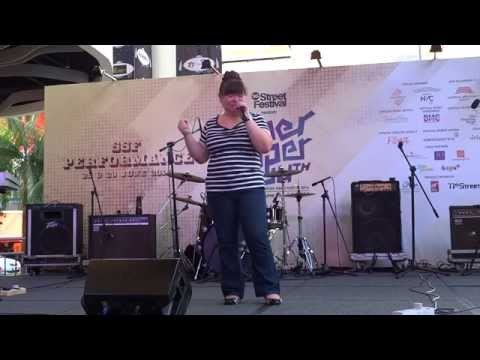 "Performance: Singapore Street Festival ""My Funny Valentine"""