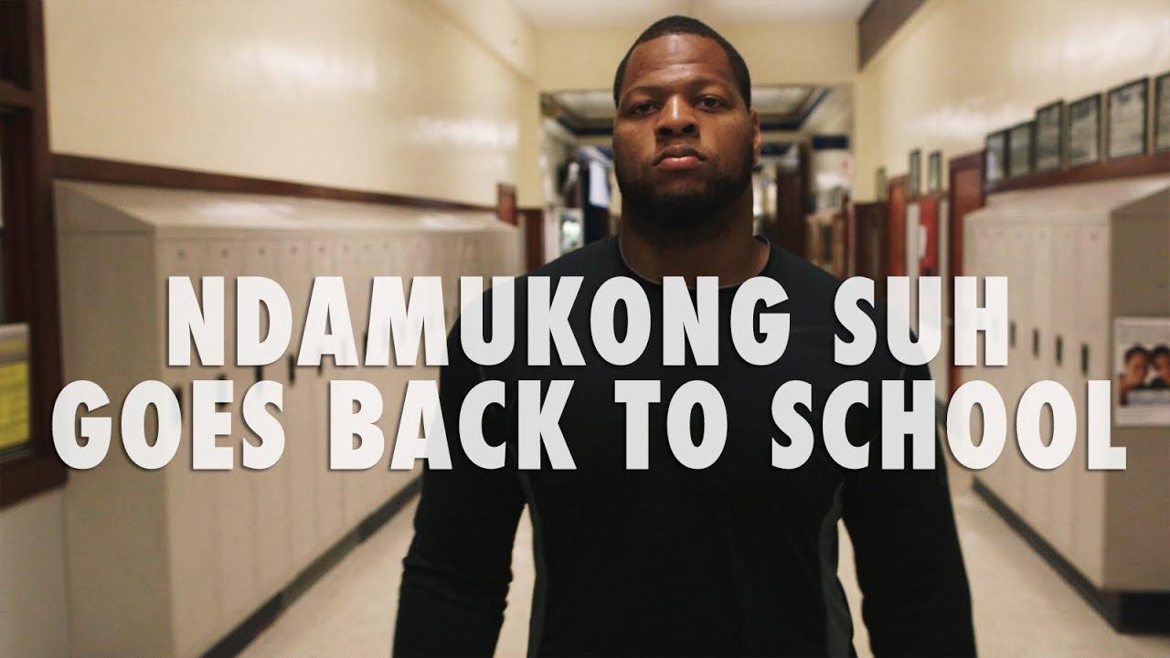 Ndamukong Suh High School Homecoming -- First & Long, Sponsored by Nike thumbnail