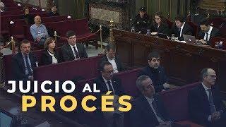 Directo del juicio al procés: día clave para los Jordis