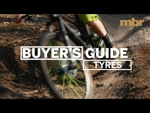 How to choose the best MTB tyres | MBR