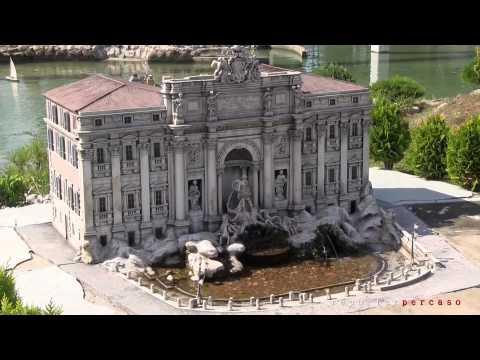 Viaggio in Italia, in miniatura