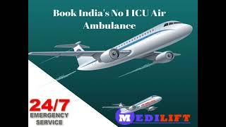 Use Medilift the Lowest Fare Emergency Air Ambulance in Kolkata