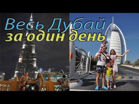 Обзорная экскурсия с жителем Дубая. Что, сколько стоит. видео