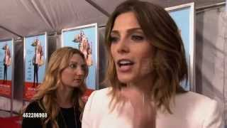 Элис Каллен (Эшли Грин), Ashley Greene 'Wish I Was Here' New York Premiere - Interview