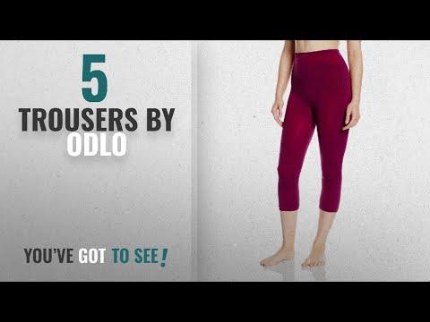Top 10 Odlo Trousers [2018]: Odlo Evolution Warm 3/4 Underpants