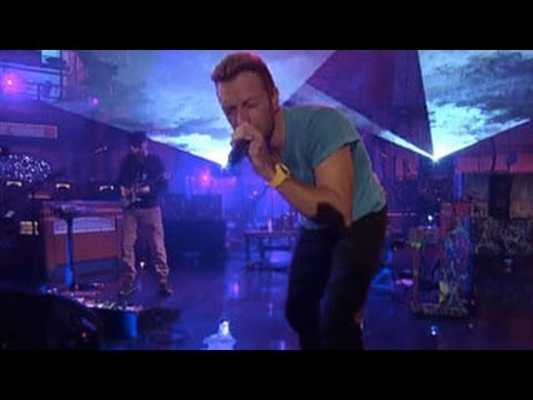 Coldplay - Every Teardrop Is A Waterfall (Live On Letterman) Mp3