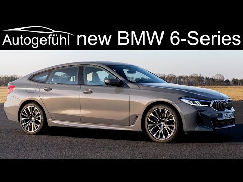 External Review Video QVhgC5zdEAc for BMW 6 Series Gran Turismo G32 Sedan (2020 Facelift)