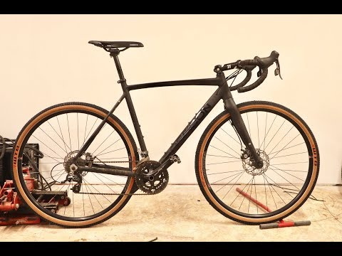 Upgraded Budget Gravel Bike