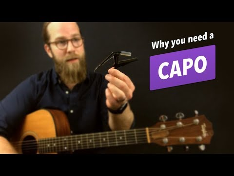 Why use a capo?
