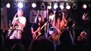 Slash, 1997,Playing Led Zeppelin - Rare !! Excellent footage.