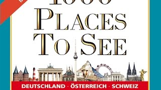 Buchproduktion: 1000 Places To See Before You Die in der Druckerei