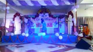 Saurabh Jain Dance With Sakshi At SMS Varanasi