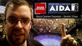 "REVIEW - ""AIDA"" at Hale Centre Theatre in Sandy!"