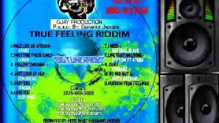 True Feelings Riddim
