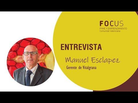 Entrevista Manuel Esclapez en Focus Pyme Baix Vinalopó 2019[;;;][;;;]