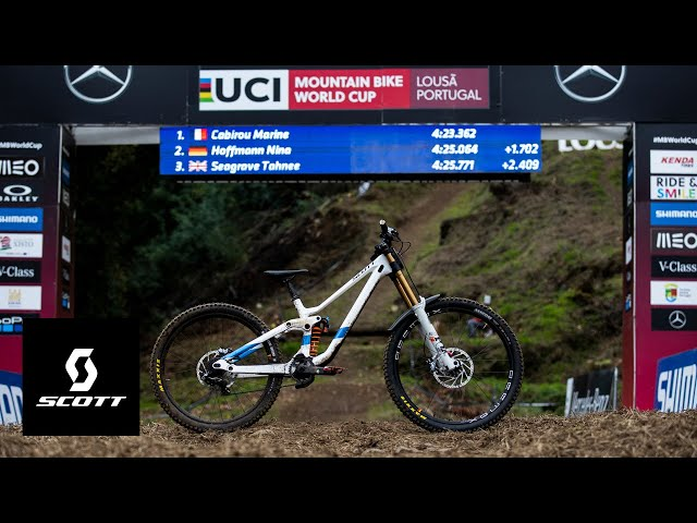 Видео Велосипед Scott Gambler 920