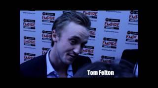 Том Фелтон, The Empire / Jameson Awards - Gary Oldman & Tom Felton Talk Harry Potter and the Deathly Hallows