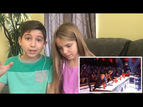 #KidMagicians React to AGT Live TV Performance & Being Voted Thru to the Next Round!