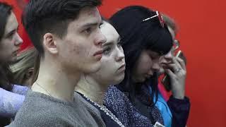 Депутаты ЗСО и студенты показали, что такое «Общение без барьеров»