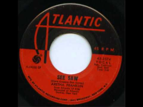 Aretha Franklin/See Saw