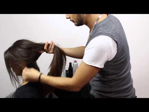 Come proteggere i capelli dalla piastra!