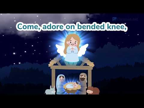 Angels We Have Heard On High | Bible Songs (2020)