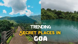 New Trending Secret places in Goa to visit in Monsoon | Monsoon in Goa 2020 | Гоа