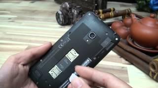 Hướng Dẫn Lắp Sim Và Thẻ Nhớ Asus Zenfone 5 | Www.thegioididong.com