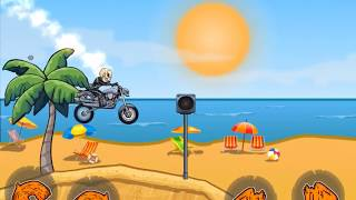 MOTO X3M Bike Racing Ending Gameplay Android / iOS | Earning more 2 and 3 Stars on levels 10 - 25
