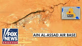 Ain Al-Assad air base is located in Iraq's western Anbar province; Trey Yingst reports from Baghdad. #FoxNews  FOX News operates the FOX News Channel (FNC), FOX Business Network (FBN), FOX News Radio, FOX News Headlines 24/7, FOXNews.com and the direct-to-consumer streaming service, FOX Nation. FOX News also produces FOX News Sunday on FOX Broadcasting Company and FOX News Edge. A top five-cable network, FNC has been the most watched news channel in the country for 17 consecutive years. According to a 2018 Research Intelligencer study by Brand Keys, FOX News ranks as the second most trusted television brand in the country. Additionally, a Suffolk University/USA Today survey states Fox News is the most trusted source for television news or commentary in the country, while a 2017 Gallup/Knight Foundation survey found that among Americans who could name an objective news source, FOX News is the top-cited outlet. FNC is available in nearly 90 million homes and dominates the cable news landscape while routinely notching the top ten programs in the genre.   Subscribe to Fox News!  https://bit.ly/2vBUvAS Watch more Fox News Video: http://video.foxnews.com Watch Fox News Channel Live: http://www.foxnewsgo.com/  Watch full episodes of your favorite shows The Five: http://video.foxnews.com/playlist/longform-the-five/ Special Report with Bret Baier: http://video.foxnews.com/playlist/longform-special-report/ The Story with Martha Maccallum: http://video.foxnews.com/playlist/longform-the-story-with-martha-maccallum/ Tucker Carlson Tonight: http://video.foxnews.com/playlist/longform-tucker-carlson-tonight/ Hannity:  http://video.foxnews.com/playlist/longform-hannity/ The Ingraham Angle: http://video.foxnews.com/playlist/longform-the-ingraham-angle/ Fox News @ Night: http://video.foxnews.com/playlist/longform-fox-news-night/   Follow Fox News on Facebook: https://www.facebook.com/FoxNews/ Follow Fox News on Twitter: https://twitter.com/FoxNews/ Follow Fox News on Instagram: https://www.instagram.com/foxnews/