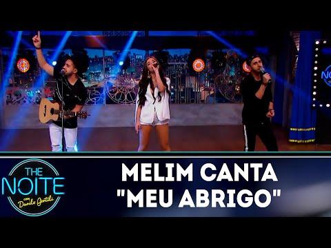 Melim Canta Meu Abrigo The Noite 070918